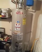 Battle Ground, WA - Water heater replacement I'm troutdale Oregon