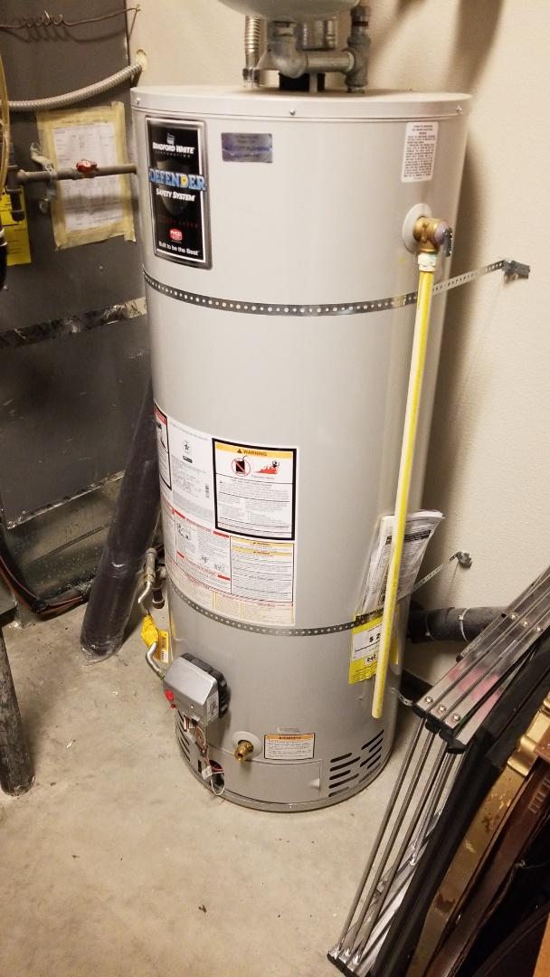 Clackamas, OR - Water heater maintenance