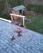 Tualatin, OR - Troutdale, sewer line, sewer inspection, roof vent.