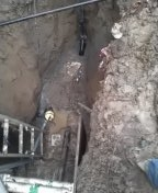 Troutdale, OR - Sewer replacement