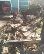 Troutdale, OR - Sewer repair