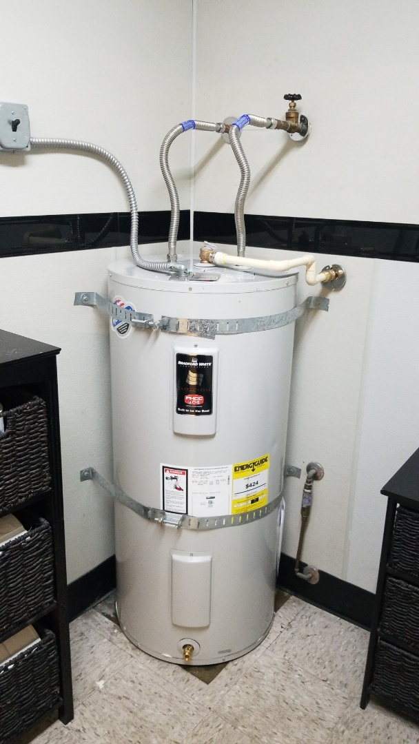 Portland, OR - Water heater installation