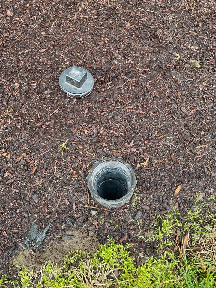 Aloha, OR - Sewer inspection
