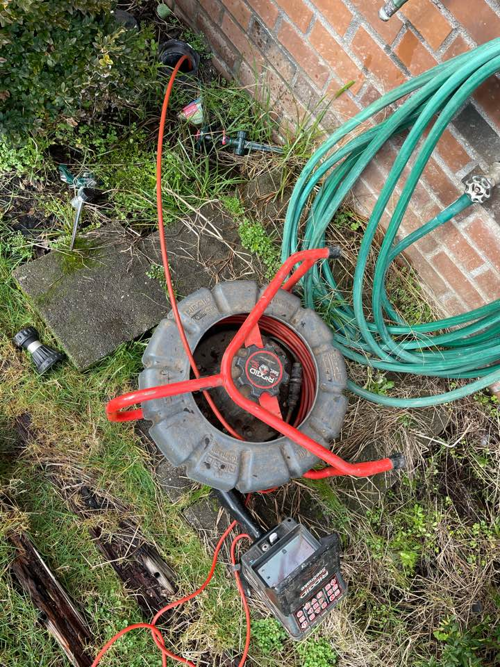 Troutdale, OR - Sewer inspection
