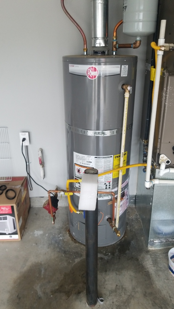 Troutdale, OR - Water heater repair