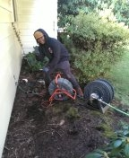 Milwaukie, OR - Clogged drain, clogged, Rooter Service, jetting, sewer line, camera inspection, water leak, plumbing, back ups,