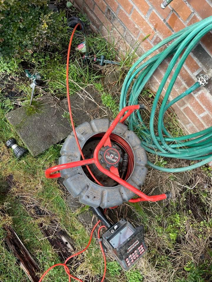 Beaverton, OR - Sewer inspection