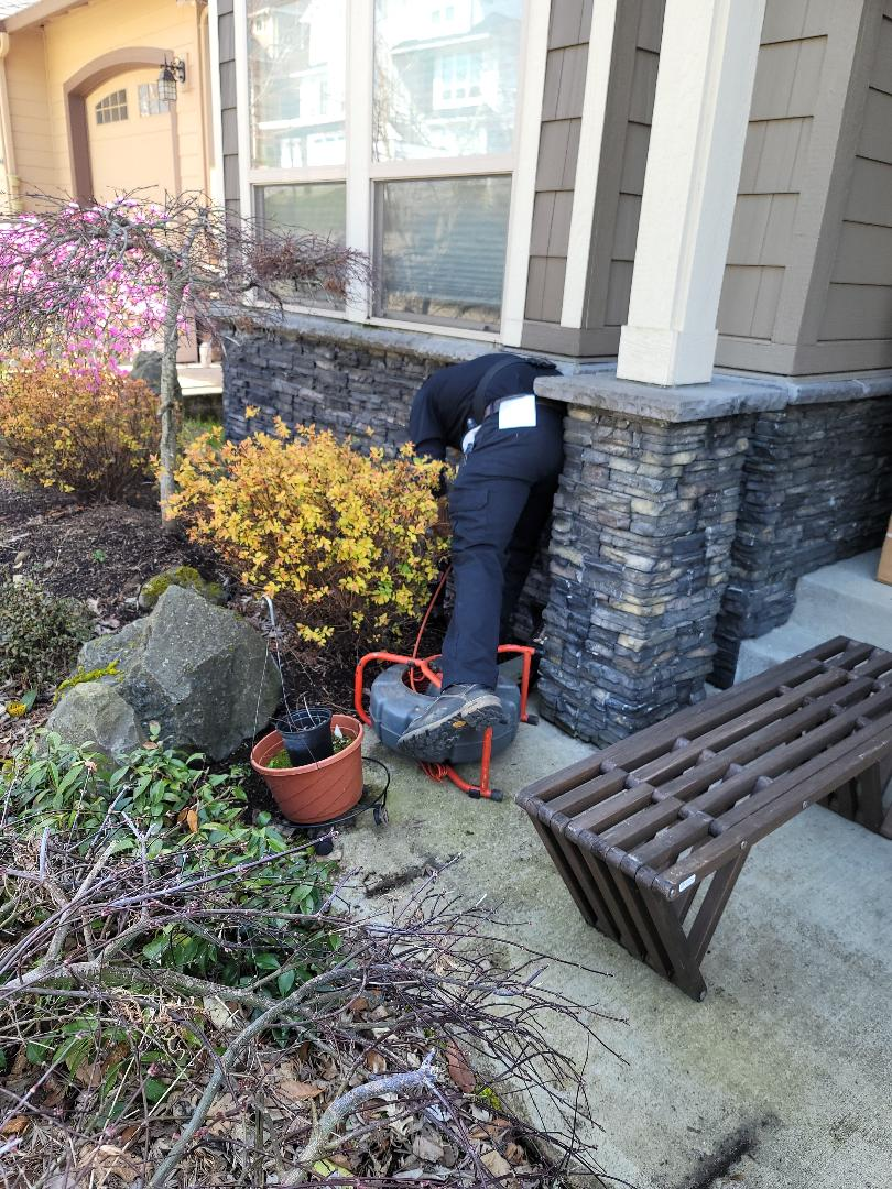 Happy Valley, OR - Sewer inspection