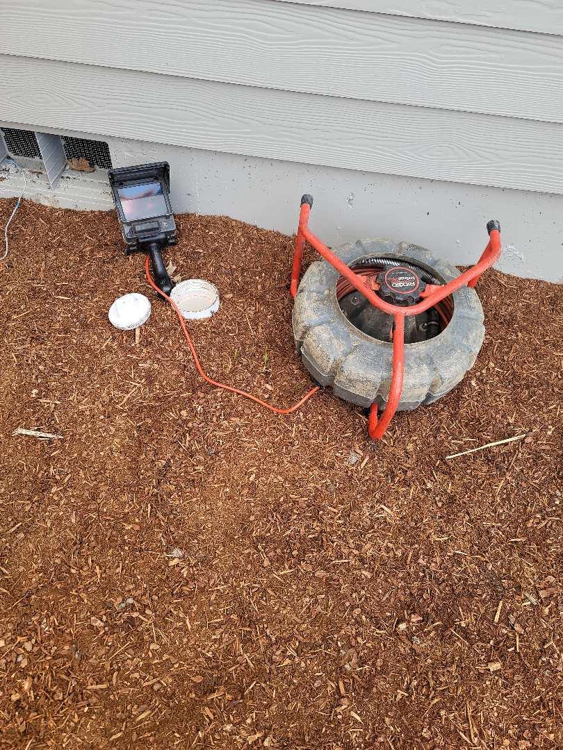 Salem, OR - Sewer inspection