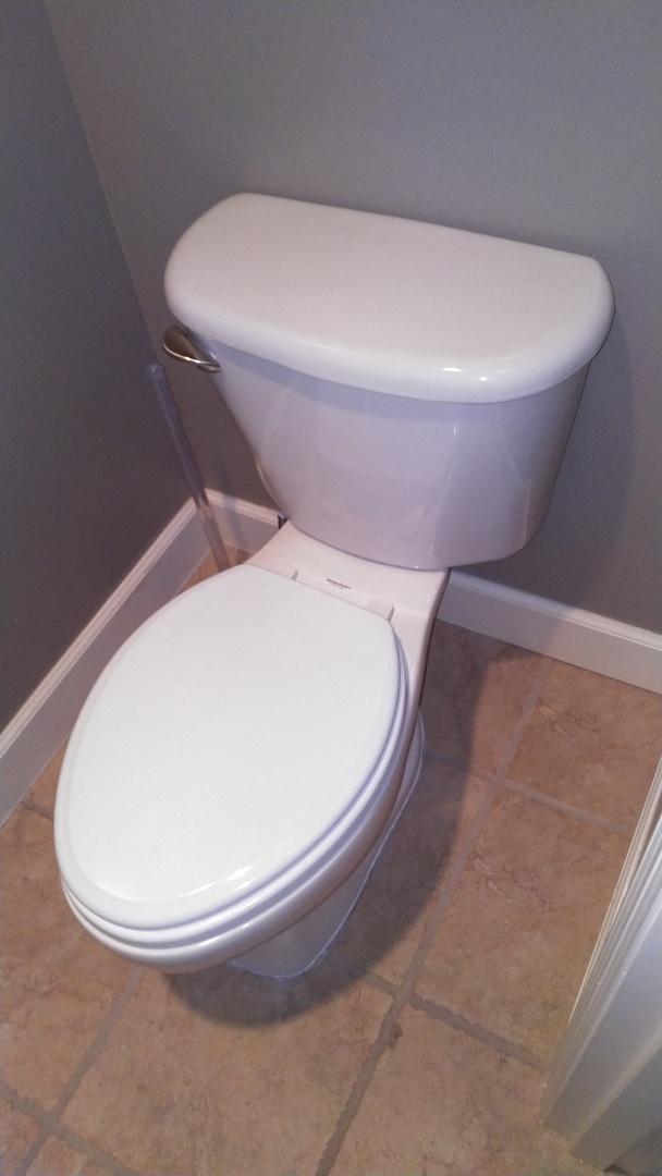Portland, OR - Toilet repair