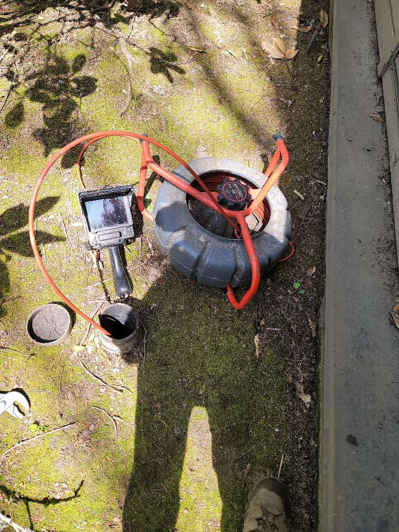 Tigard, OR - Sewer inspection
