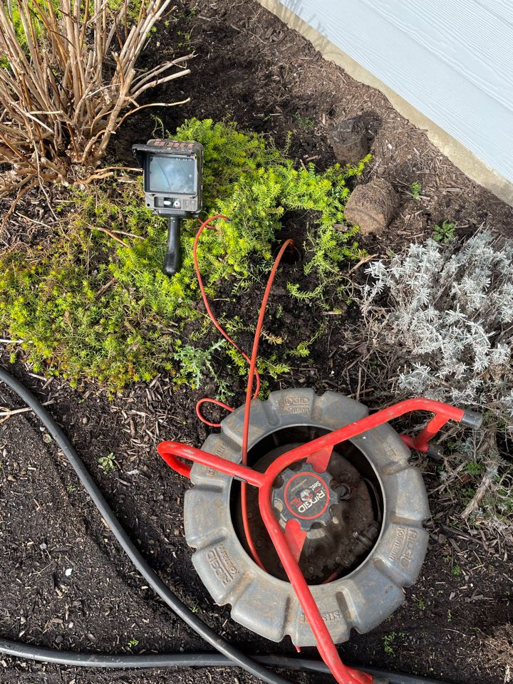 North Plains, OR - Sewer inspection