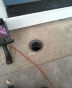 Cornelius, OR - Cornelius, sewer line, sewer inspection.