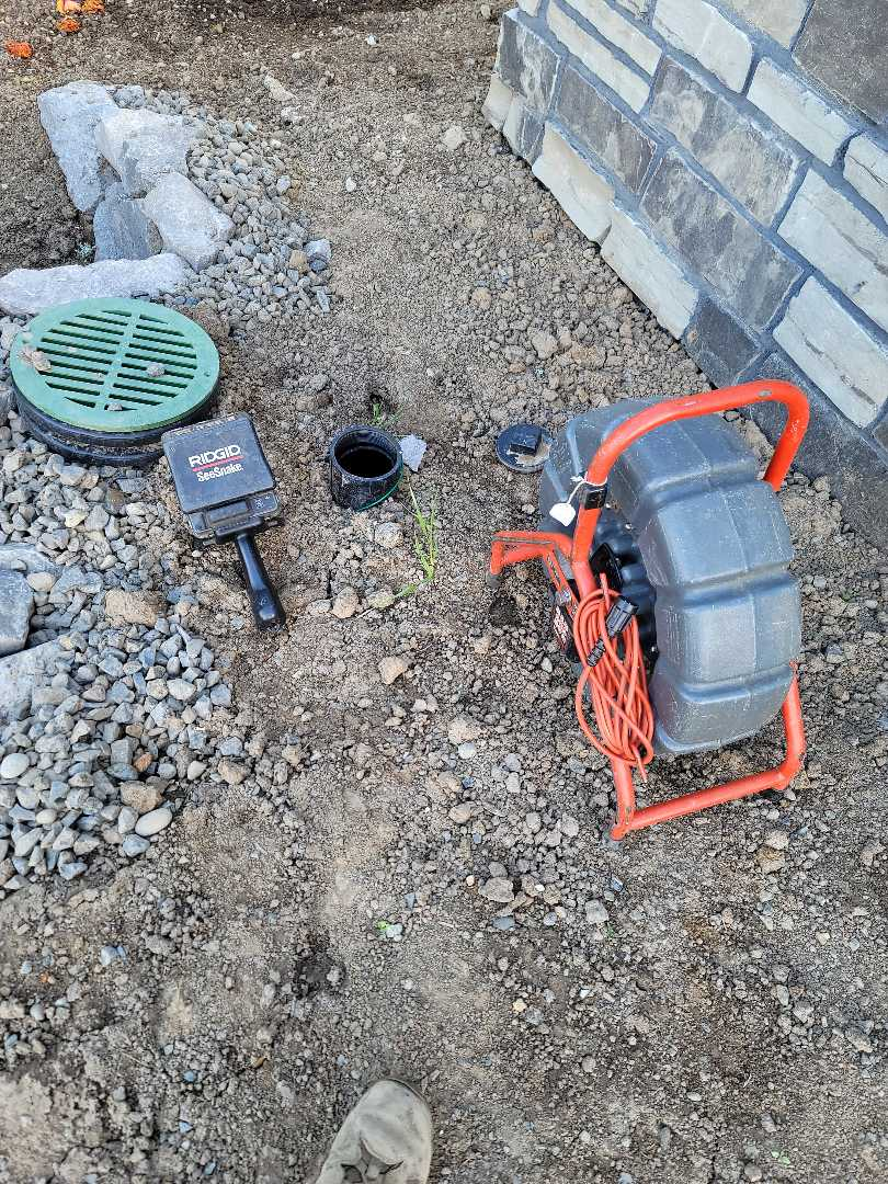Canby, OR - Sewer inspection