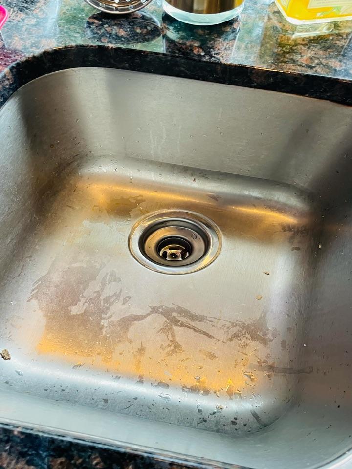 Troutdale, OR - Basket strainer, clogged sink, rooter service, leak, back up