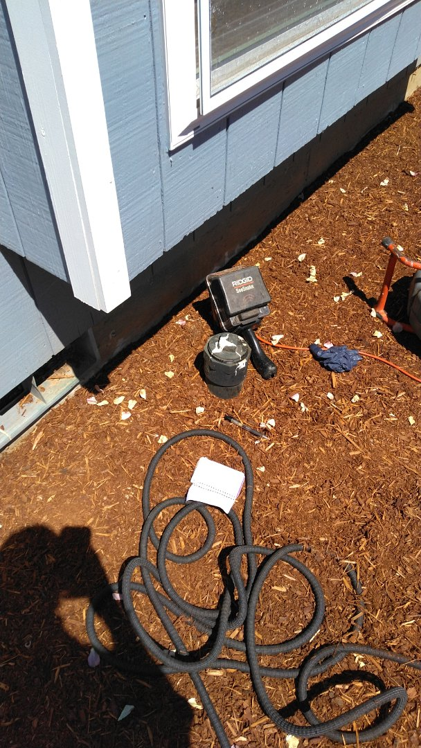 Canby, OR - Canby, sewer line, sewer inspection.