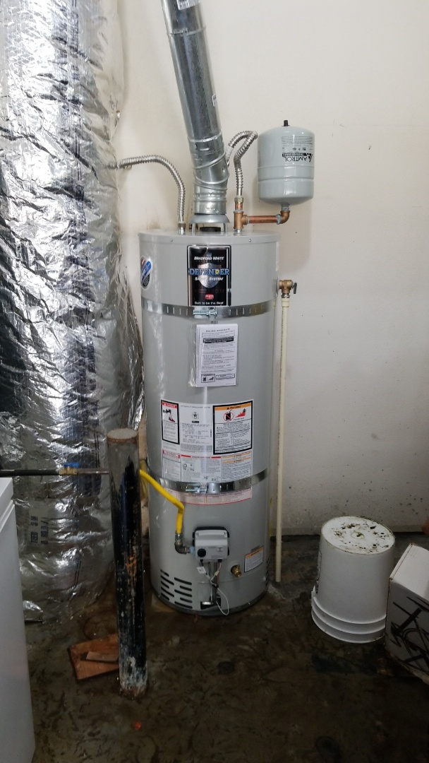 Sandy, OR - Water heater installation and repair