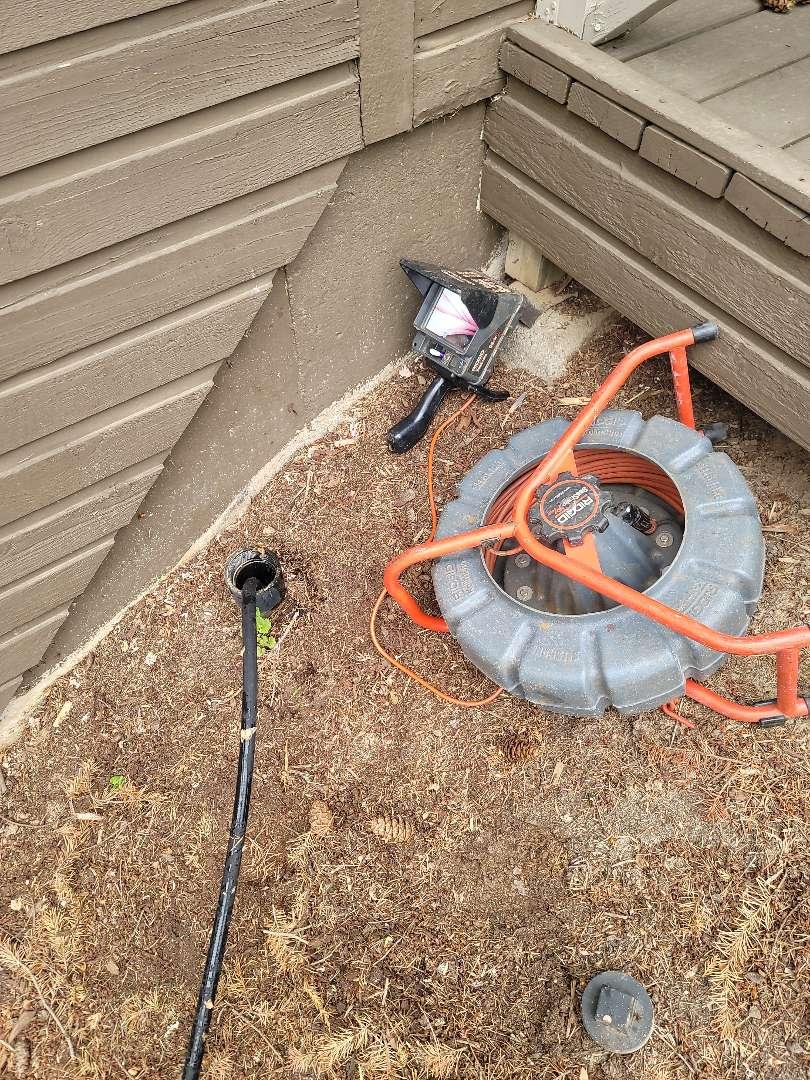 Estacada, OR - Sewer inspection