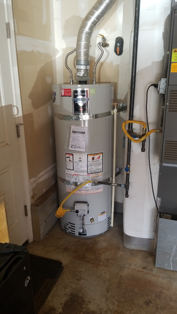 Gresham, OR - Water heater installation
