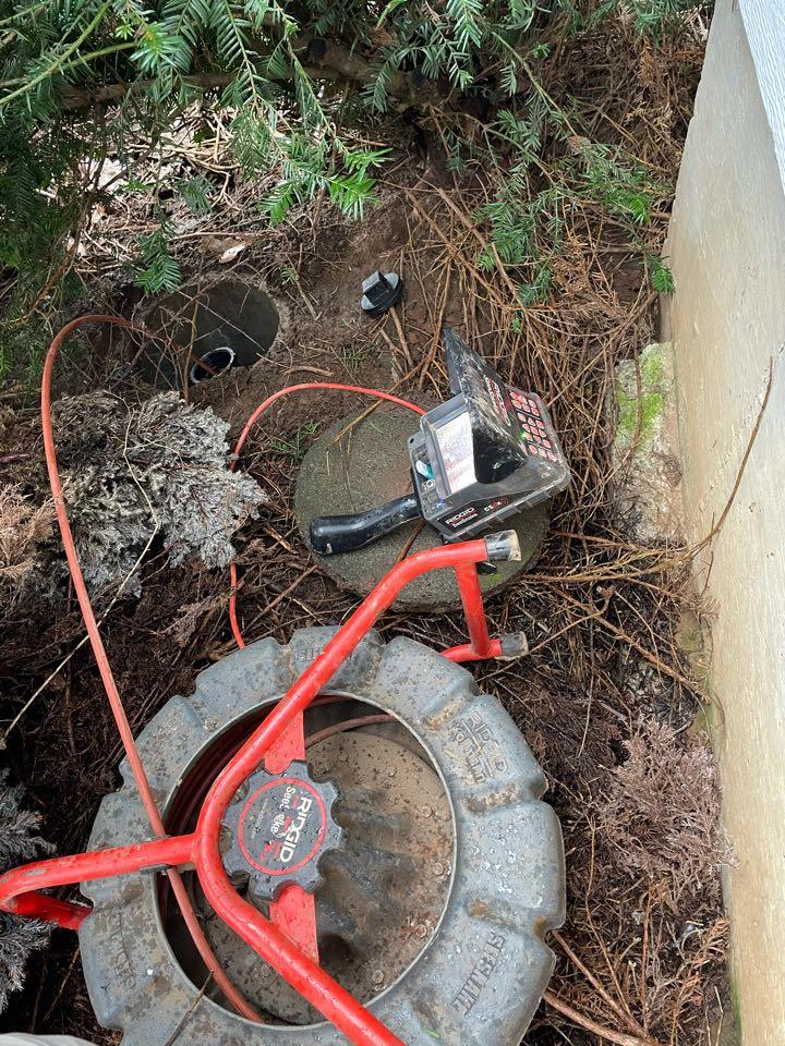 Gresham, OR - Sewer inspection