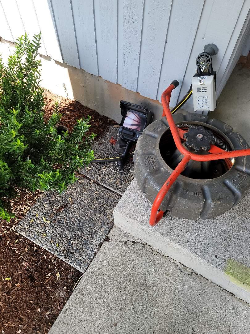 Beaverton, OR - Sewer line inspection