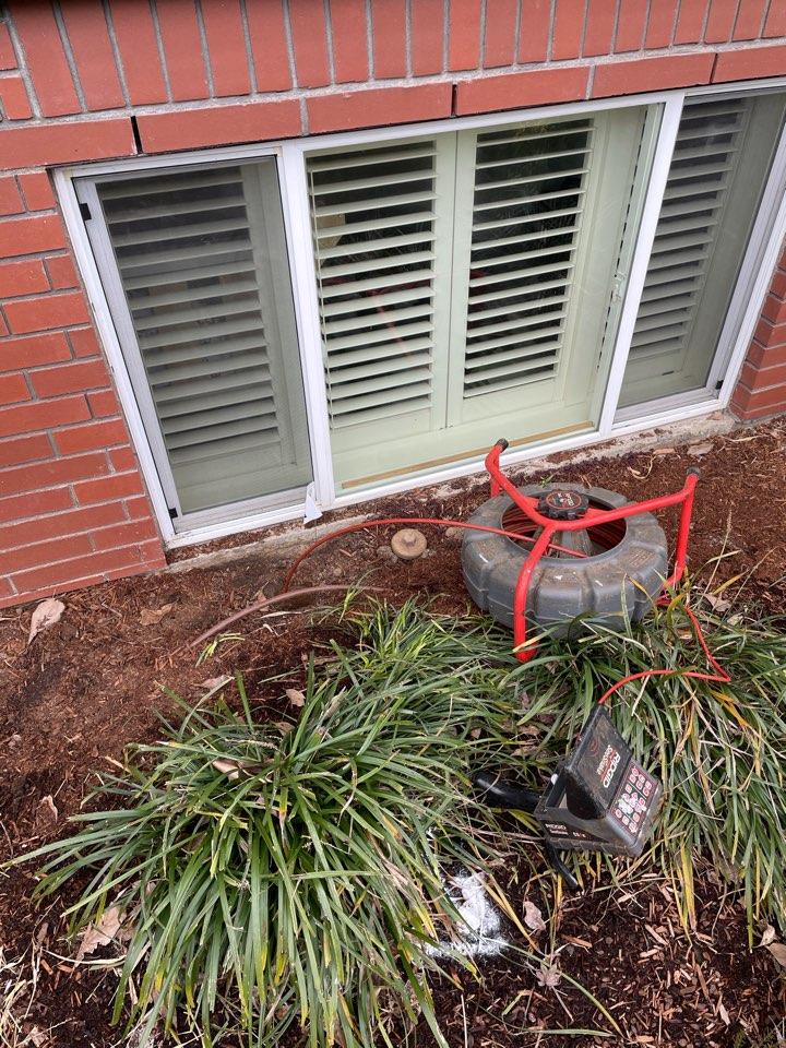 Ridgefield, WA - Sewer inspection