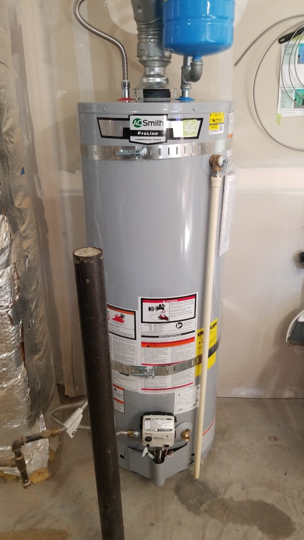 Happy Valley, OR - Water heater installation