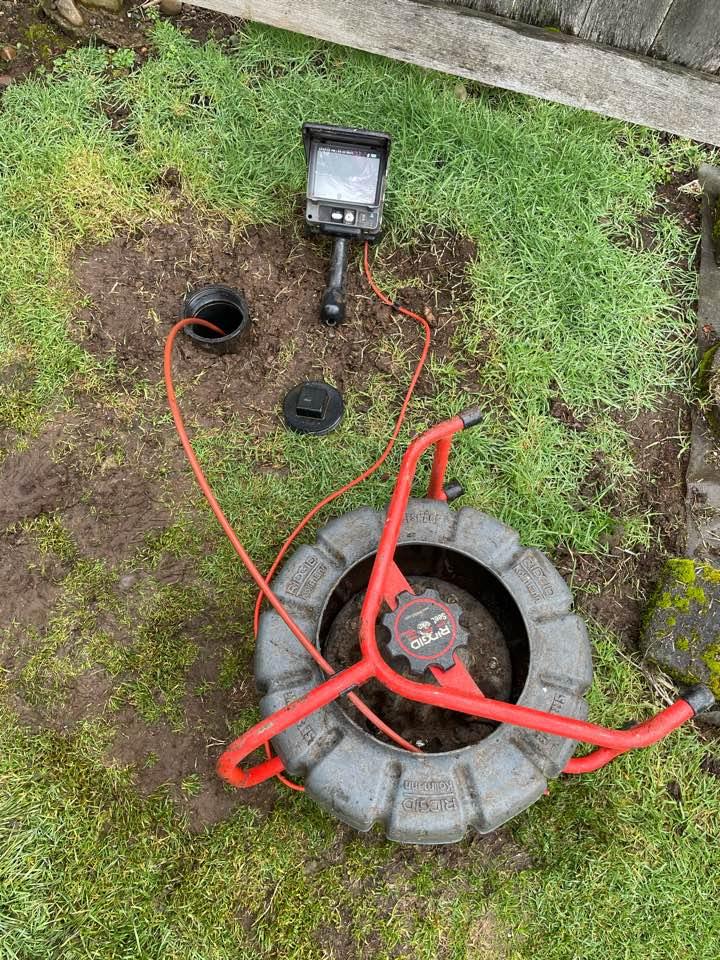 Battle Ground, WA - Sewer inspection