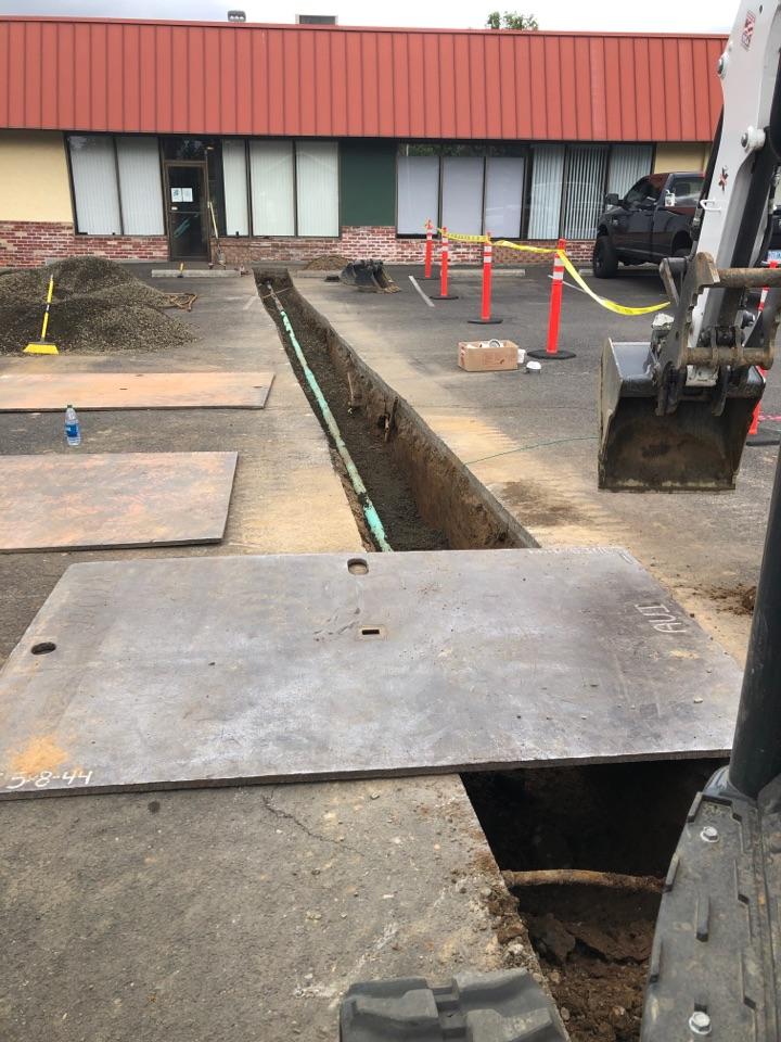 Gresham, OR - Gresham. Sewer repair. Sewer replacement. Clogged sewer. Clogged drain.