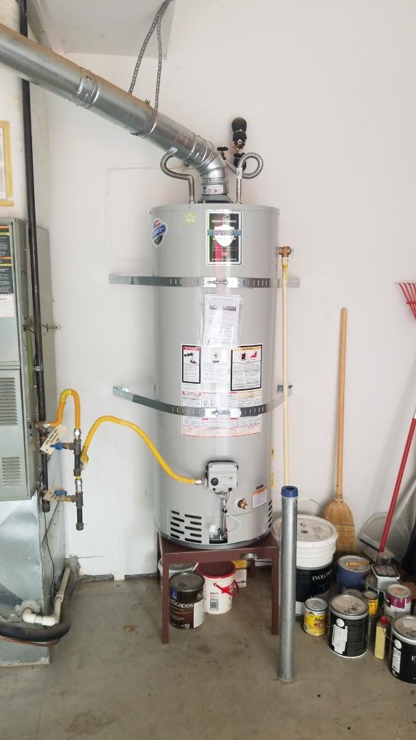 Hillsboro, OR - Water heater installation