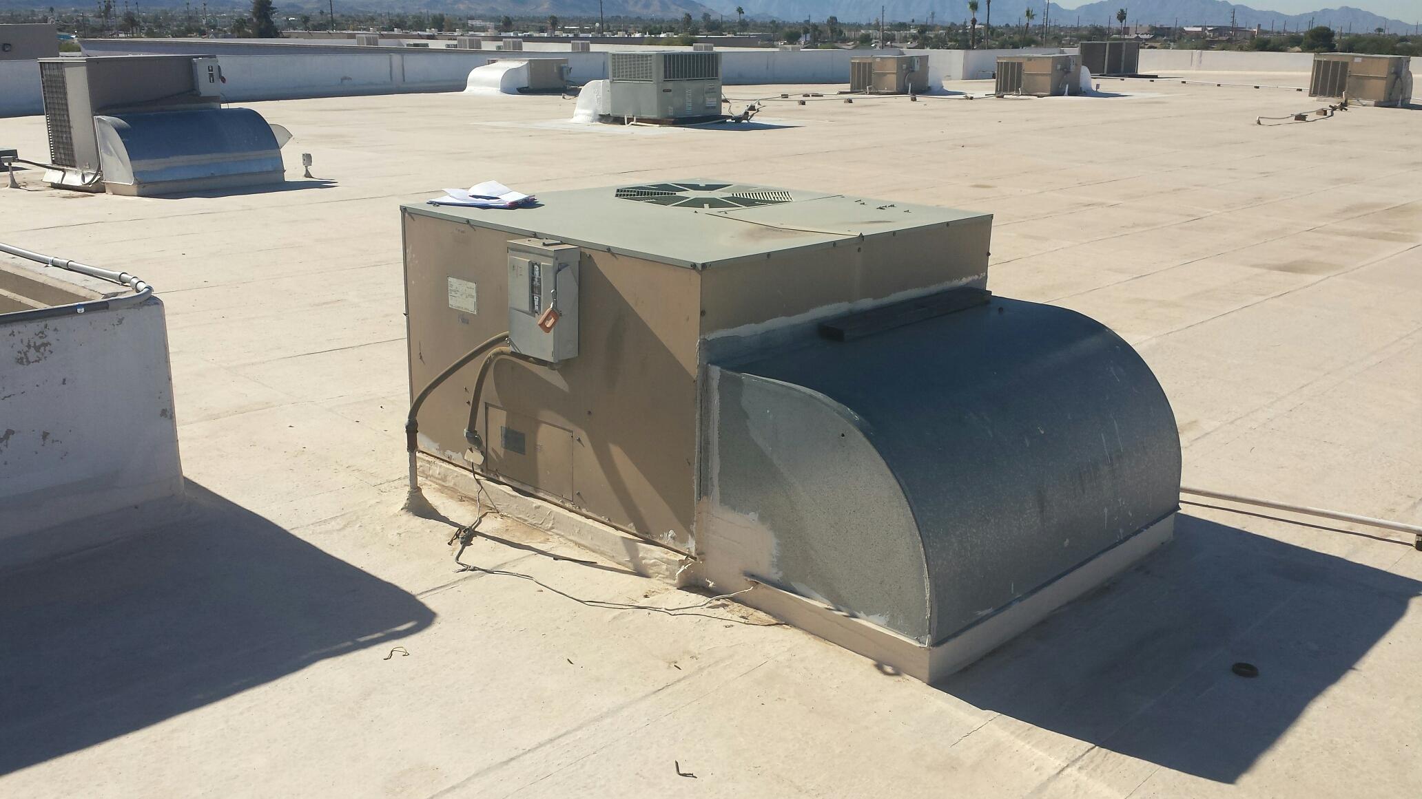 Phoenix, AZ - Quoting a new A/C System!