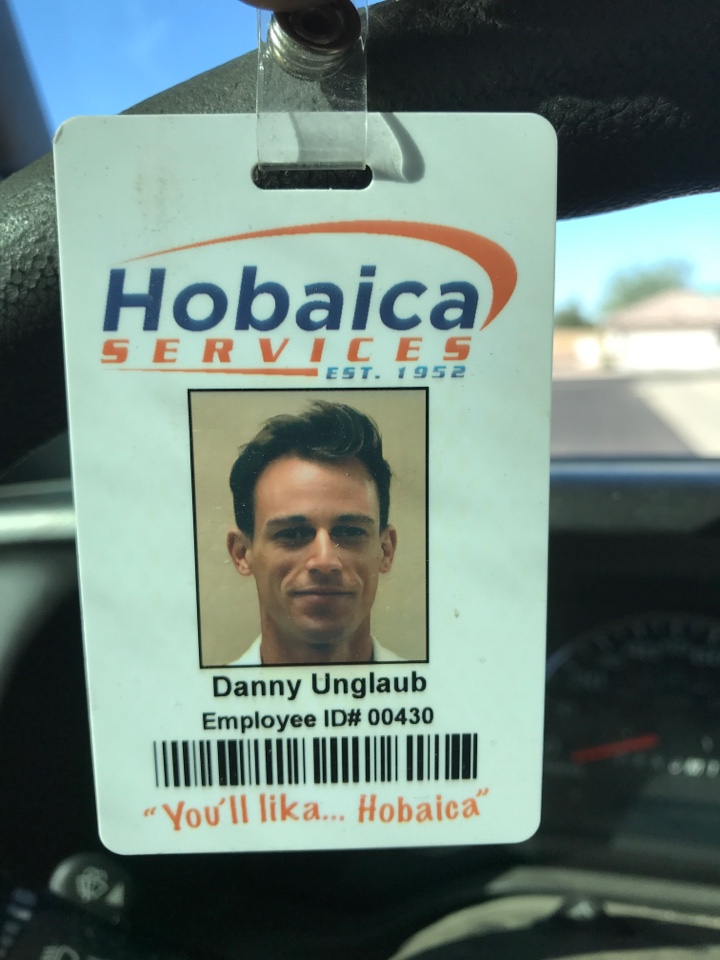 Mesa, AZ - Hey Bea this is Danny with Hobaica. A google review is what I get credited for but the others help when it's time for my quarterly review! Hopefully this was 5 star worthy. All I ask is that you mention my name! Danny! Thank you again Bea!
