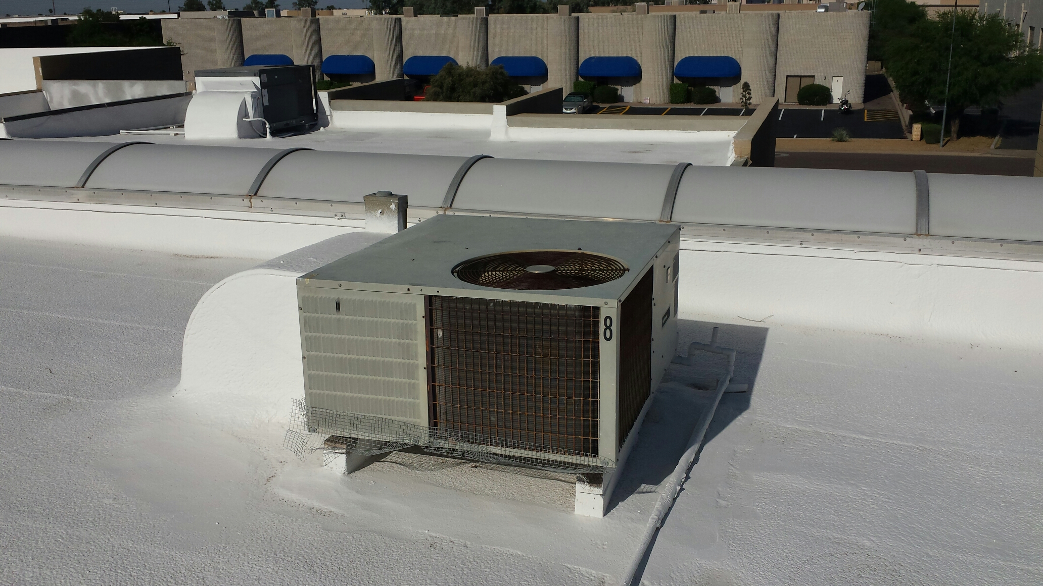 Phoenix, AZ - Spring Maintenance on Air Conditioner