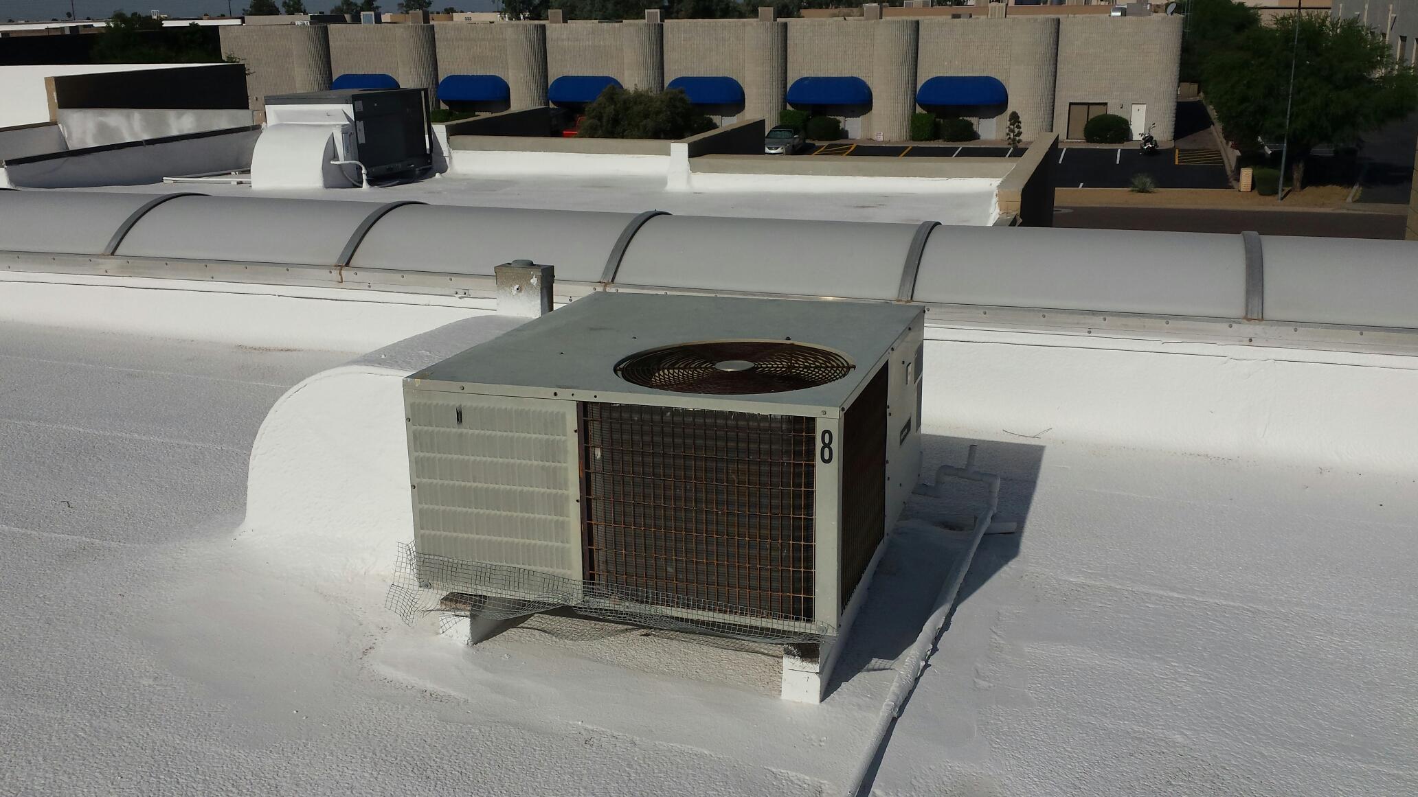 Phoenix, AZ - Spring Maintenance on Air Conditioner