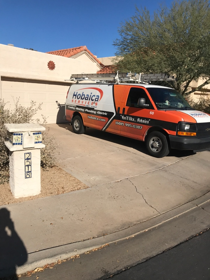 Mesa, AZ - In Mesa Arizona m. Inspected a daiken package heat pump. All amp draws of motors, temperature split indoor and all electrical components are within manufacture specifications. I recommended a duct cleaning that will cover then cleaning of the indoor coil and indoor blower plus the dryer vent! The drain line is a bit sluggish today but since we are using the heating mode there is no condensation to worry about until we start using the 'cool' mode