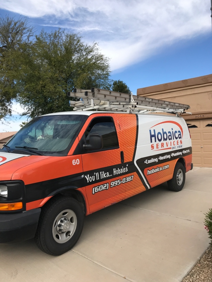 Peoria, AZ - Holiday promo FREE SERVICE CALL! 1993 York package furnace. Low heating capacity. Indoor temperature difference was only 25. Furnaces should be putting out around 45 degrees. This isn't a diagnostic call. I relayed my findings with the owner. And since she is gone half the year she is in the mindset of wait for it to fail. I recommend new unit replacement the furnace has heating issues with either the heat exchanger or gas valve the rest of the inspection went well.