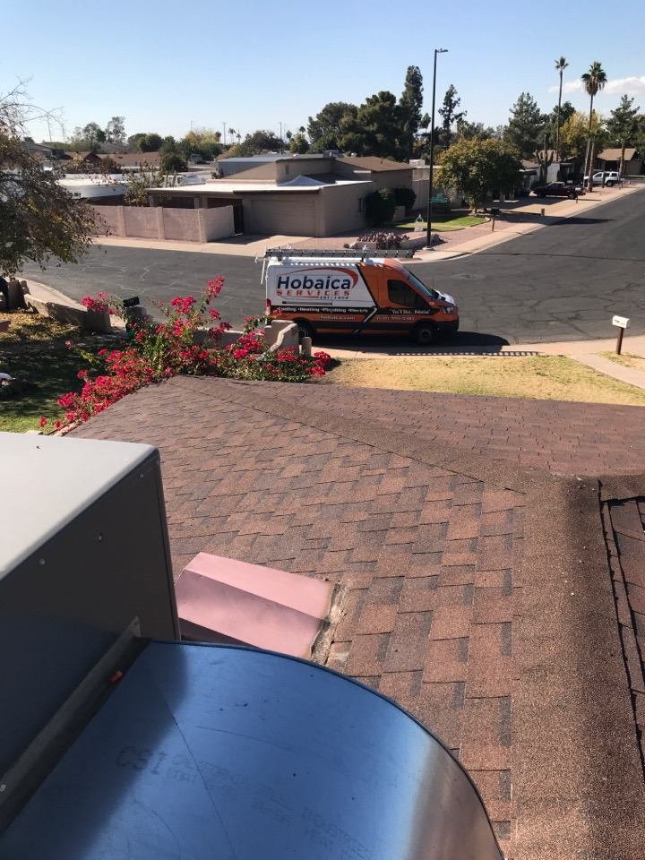 Gilbert, AZ - QUALITY CONTROL INSPECTION 1 UNIT (12-4) 2 YEAR INSPECTION AFTER INSTALLATION