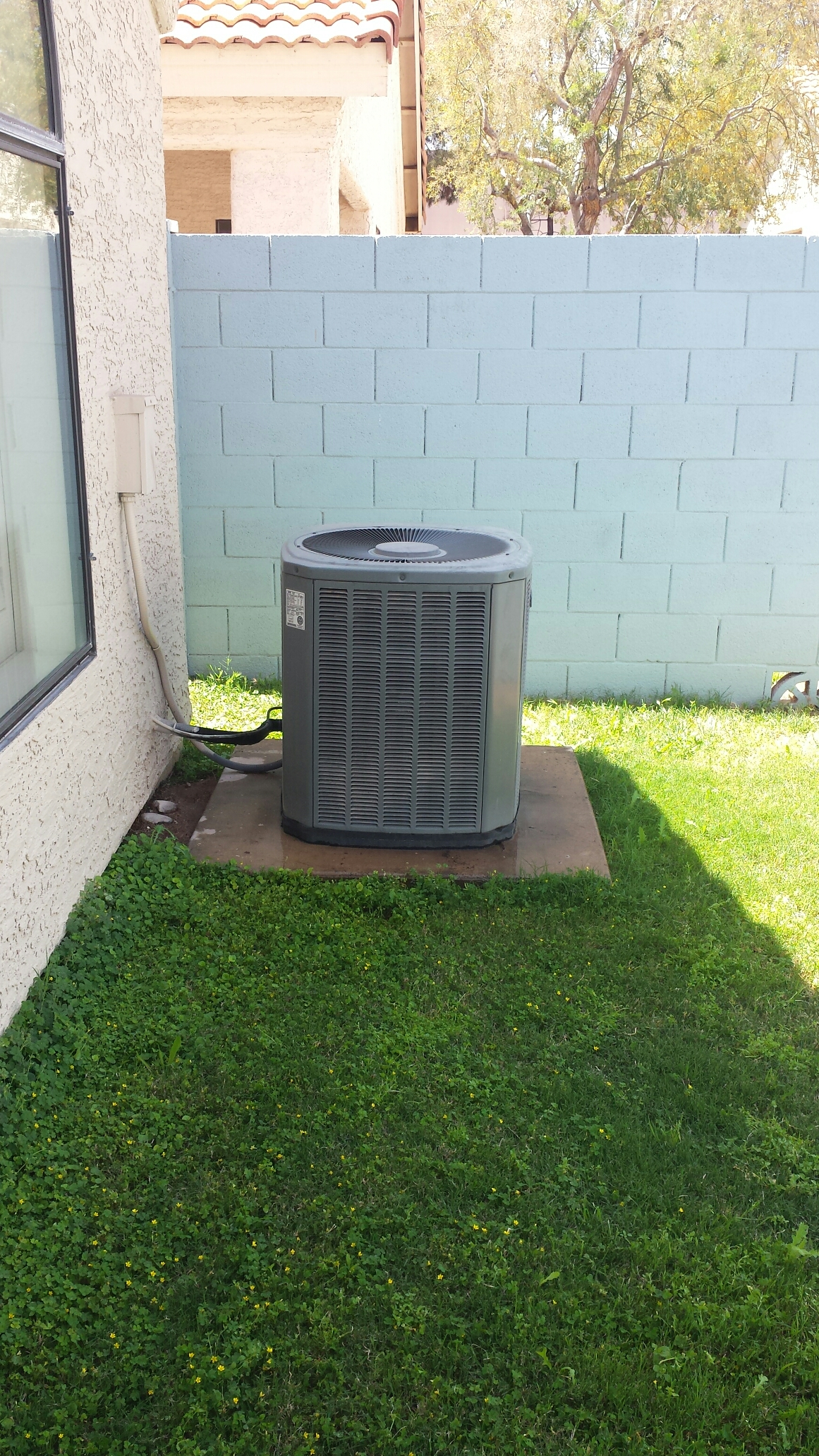 Tempe, AZ - Spring Maintenance on AC system