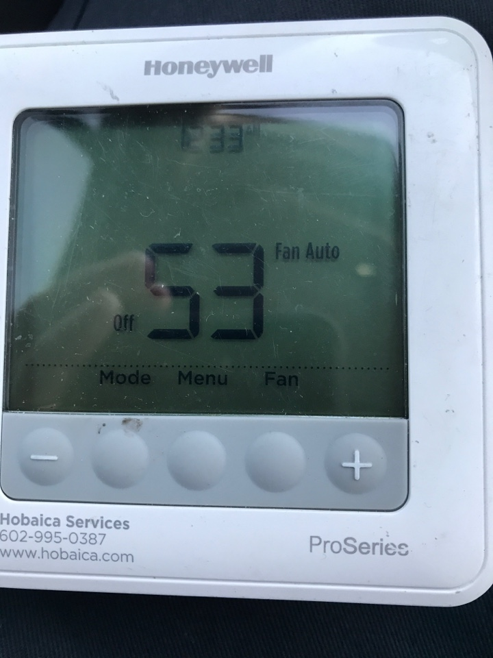 Phoenix, AZ - WHOLE HOME PUMBING INSPECTION (8-12) **Call his dad Sam for arrival** PERFORM WHOLE HOME INSPECTION BUT HE WOULD ALSO LIKE YOU TO TAKE A LOOK AT THE MAIN SHUT OFF VALVE FOR THE HOUSE