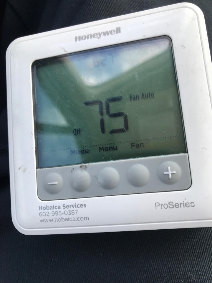 Warranty 1st Year (12-4) the AC making an extremely loud noise   **scheduled with free service call to look at the water softener**
