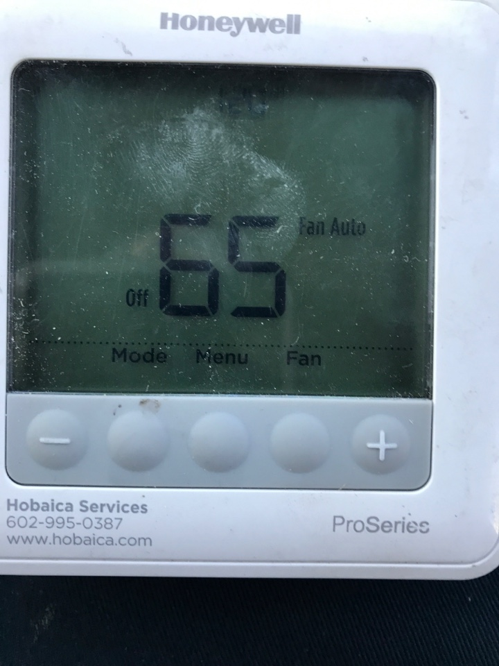 Gilbert, AZ - Warranty Service Repair (8AM) Customer needs a warranty follow up for 3 to 4 hours to perform a aluminum to copper refrigerant leak repair. Their system is operating fine for now.