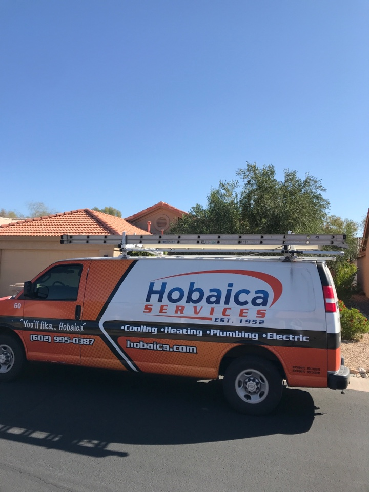 Sun Lakes, AZ - In sun lakes, Az I completed an HVAC tune up inspection getting ready for summer. I checked the thermostat, indoor temperatures, indoor motors and indoor coil.check and flush drain line. Check refrigerant pressures, check amp draw of compressor and outdoor fan. Test capacitors. The compressors contactor has some carbon build up something to keep an eye on. I left an estimate in the event the part needs replacing