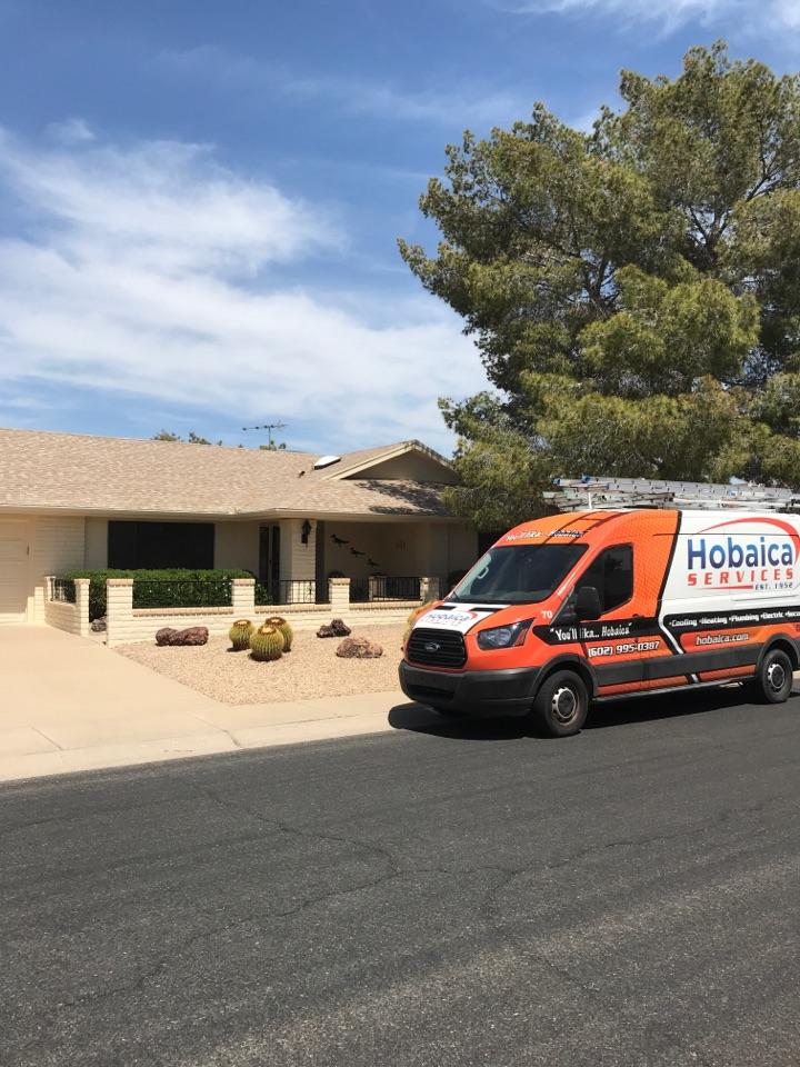 Sun City West, AZ - $19.50 New Customer Special Unit Maintenance