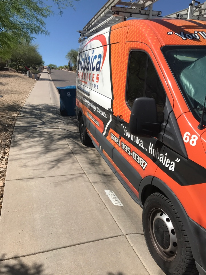 Fountain Hills, AZ - MONTHLY TCC GOLD 4 UNIT BI-ANNUAL INSPECTION & ELECTRICAL INSPECTION (8-12)
