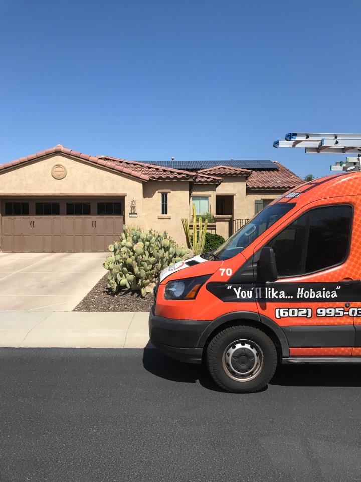 Peoria, AZ - Maintenance on two units