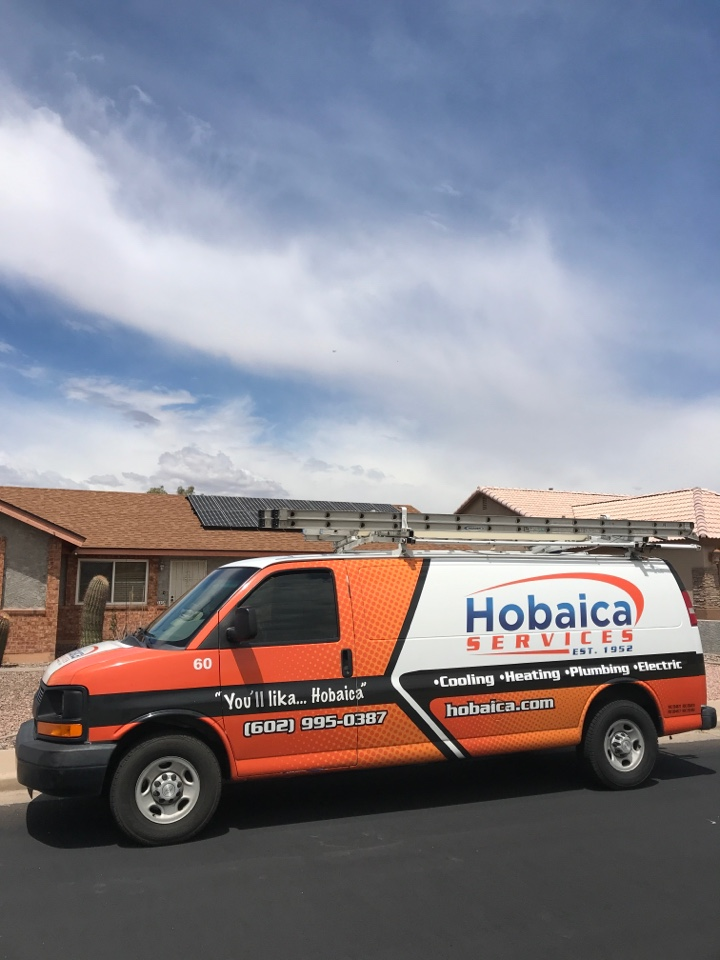 Mesa, AZ - In Mesa Arizona, performing an HVAC inspection on an electric pack train unit. I recorded indoor temperatures, indoor blower motor amp draw, capacitors for motors, compressor amp draw, outdoor fan motor amp draw. Refrigerant pressures , check drain pan and drain line, tightened all electrical connections. I did find the dual run capacitor week on both sides, David opted to have this replaced with a heavy duty turbo capacitor, also replaced the indoor blower capacitor as it was weak too.