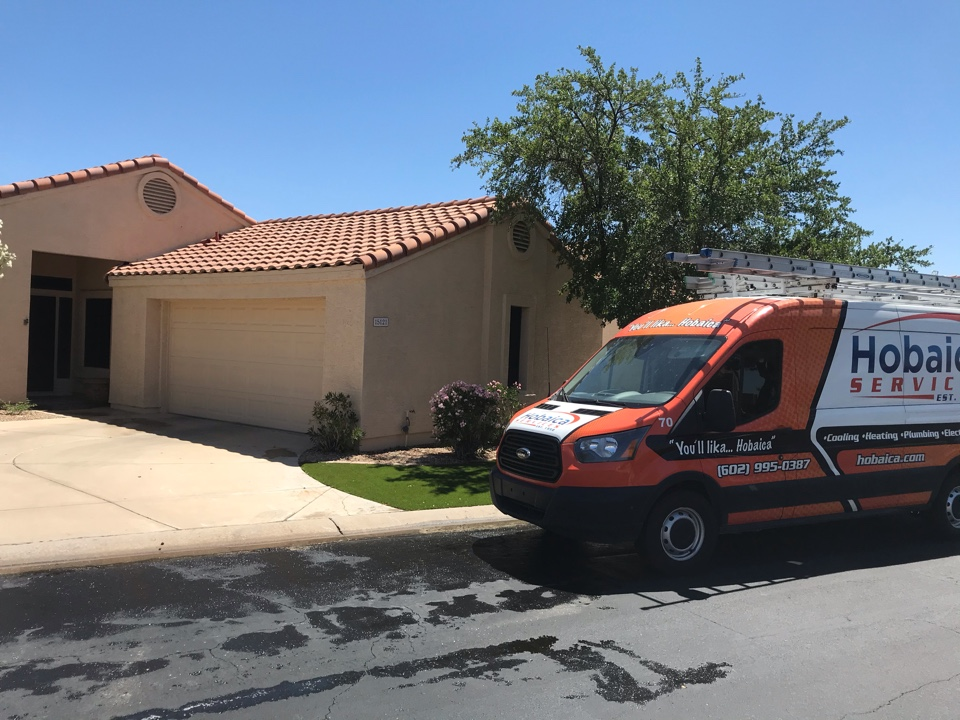Peoria, AZ - Water Heat Flush and AC Maintenance