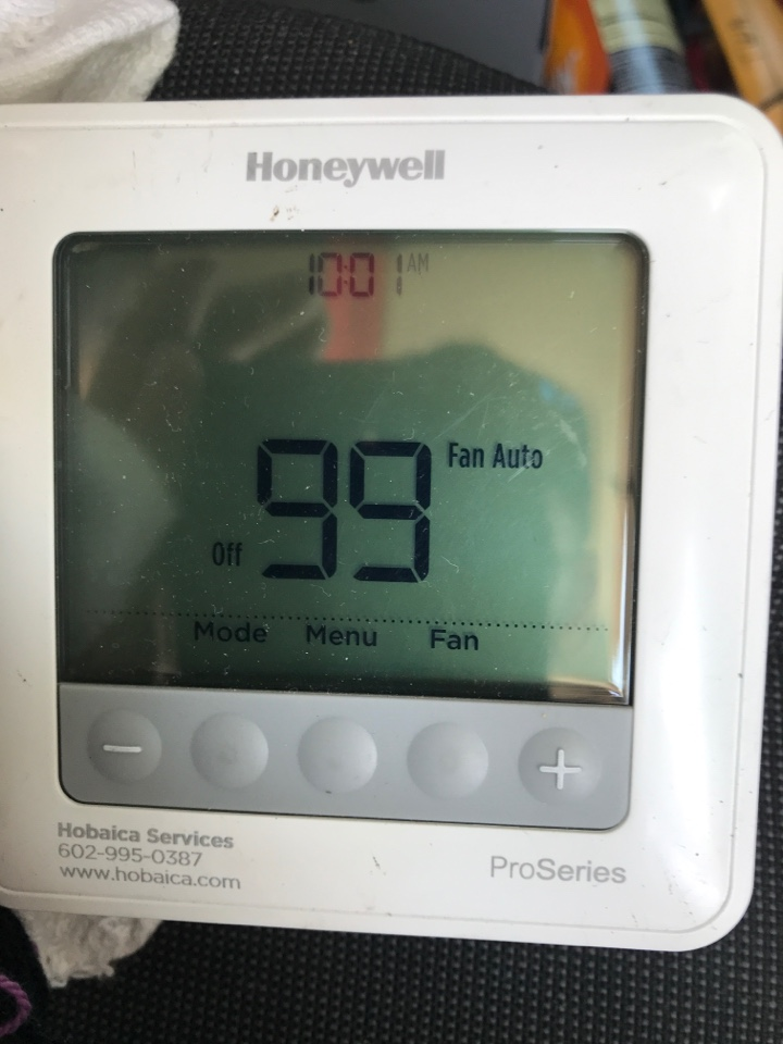 Phoenix, AZ - Pureairx device motor call bacteria and germs to me for HVAC system