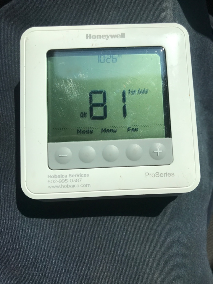 Tempe, AZ - 99 HVAC Service Fee (8-12) unit is leaking, no cooling, equipment is 10 to 15 years old