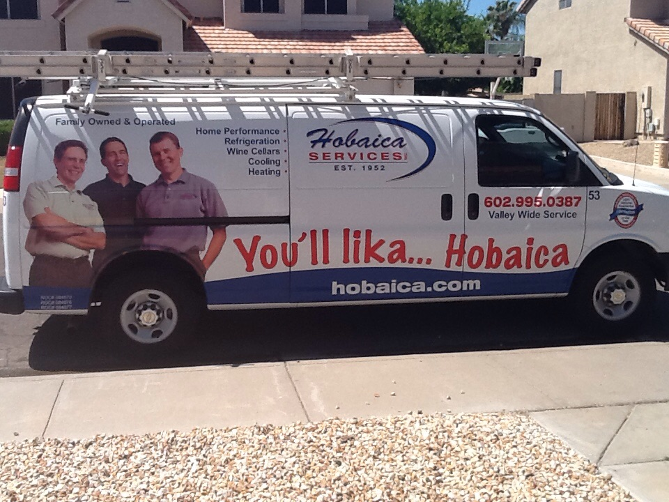 Sun City West, AZ - Heating services